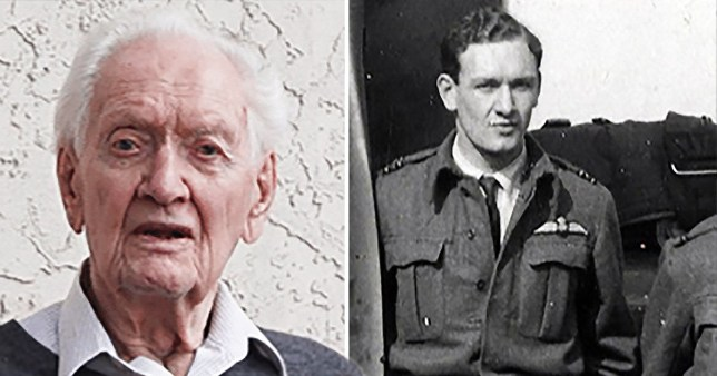 BNPS.co.uk (01202 558833) Pic: KentBattleOfBritainMuseumTrust/BNPS The Few become fewer... Tributes have today been paid to one of the last surviving Battle of Britain veterans who has died aged 102. Squadron Leader John Hart was one of 'The Few' who ensured the Germans did not invade Britain in World War Two by defeating the Luftwaffe. The Spitfire pilot, who served in 602 Squadron, shot down a German Messerschmitt 109 and shared in two kills on Junkers Ju88 bombers, earning a Distinguished Flying Cross for gallantry in the process. His death means that the number of Battle of Britain heroes left is just four.