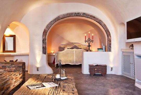 Andronis Luxury Suites, Grecia Los mejores hoteles para el sexo en el mundo Foto: andronis-suites.com METORGRAB