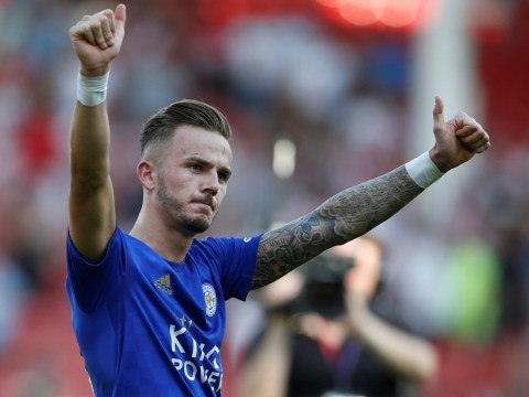 Danny Simpson backs James Maddison to make Manchester United transfer