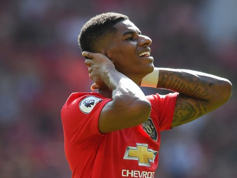 Ole Gunnar Solskjaer speaks out on Marcus Rashford's penalty miss after Manchester United's defeat to Crystal Palace