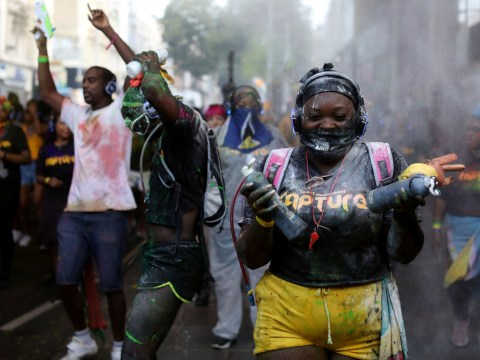Notting Hill Carnival gets off to sizzling start with temperatures set to soar