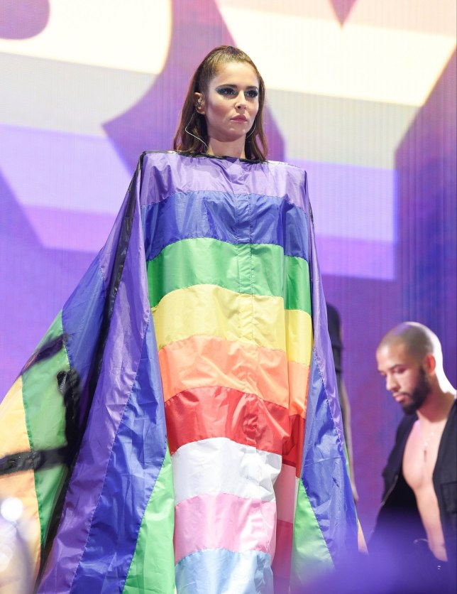 BGUK_1696356 - Manchester, UNITED KINGDOM - Cheryl performing at Manchester Pride Pictured: Cheryl BACKGRID UK 25 AUGUST 2019 BYLINE MUST READ: FARRELL / BACKGRID UK: +44 208 344 2007 / uksales@backgrid.com USA: +1 310 798 9111 / usasales@backgrid.com *UK Clients - Pictures Containing Children Please Pixelate Face Prior To Publication*