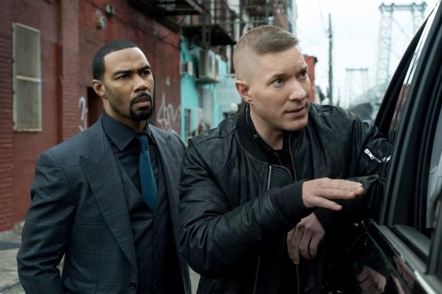 A still from US show Power's sixth season