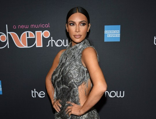 """FILE - This Dec. 3, 2018 file photo shows Kim Kardashian West at """"The Cher Show"""" Broadway musical opening night in New York. West???s shapewear line Kimono is no more. The new name, changed amid outcry over cultural appropriation, is SKIMS Solutionwear. (Photo by Evan Agostini/Invision/AP, File)"""