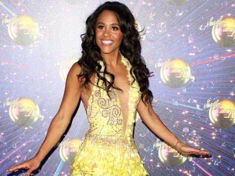 Alex Scott tipped for the first perfect 40 of Strictly Come Dancing 2019