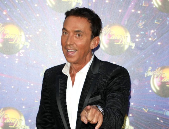 Bruno Tonioli at the launch of Strictly Come Dancing 2019