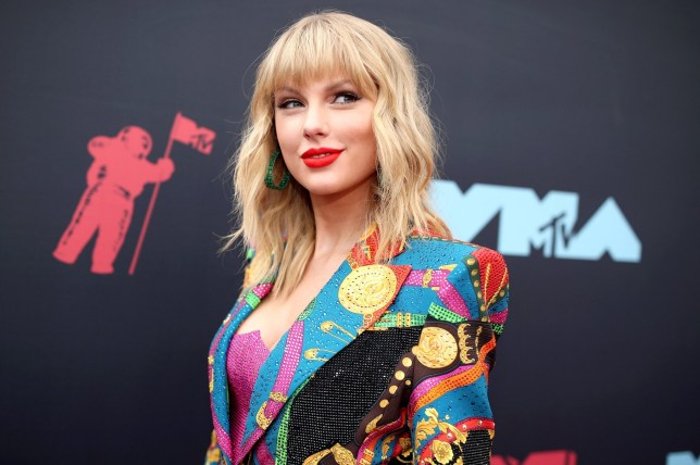Taylor Swift MTV Video Music Awards
