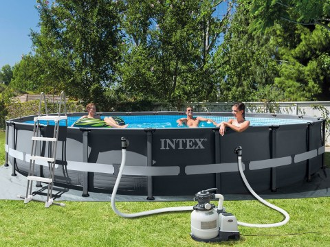 Costco is selling a 20ft wide swimming pool for £499