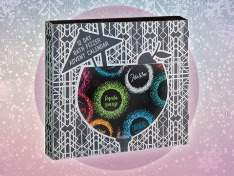 B&M releases bath bomb advent calendar and it's £190 cheaper than the Lush version
