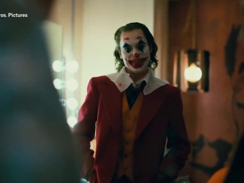 Who's in the cast of the new Joker movie with Joaquin Phoenix?