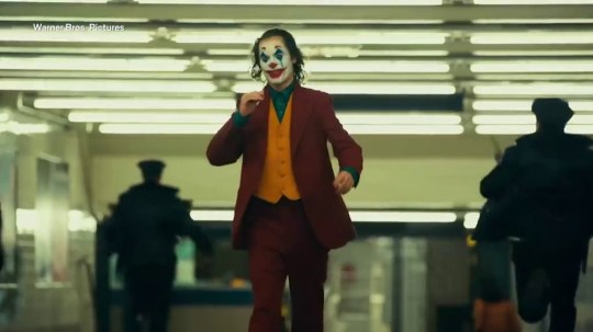 Joaquin Phoenix's 'started to go mad' amid 52lb Joker weight