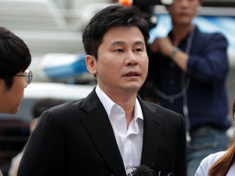 BLACKPINK guru Yang Hyun-suk arrives at Seoul police station for questioning over sex scandal