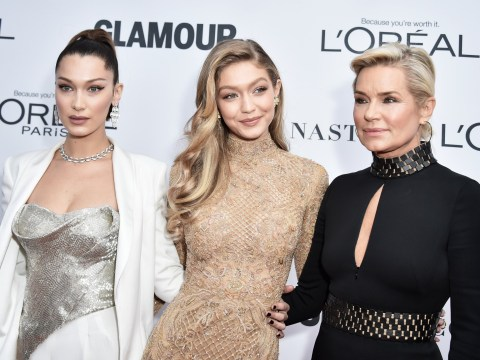 Yolanda Hadid shares touching tribute after her mother Ans van den Herik dies aged 78 following cancer battle