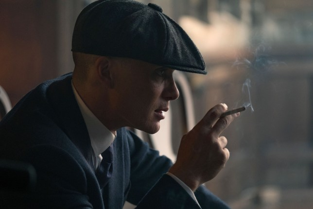 Peaky Blinders: Tommy Shelby (Cillian Murphy)