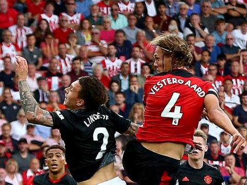 Ole Gunnar Solskjaer defends Victor Lindelof after Rio Ferdinand slates his display against Southampton