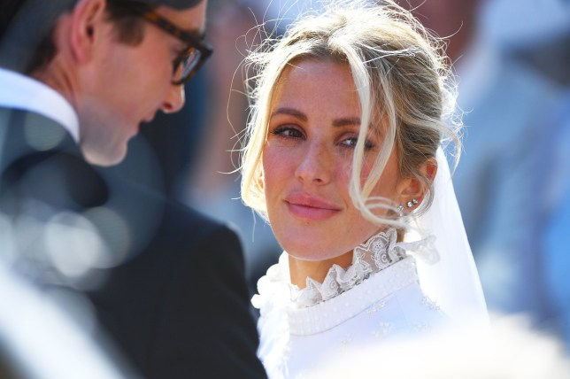 Which Celebrities Went To Ellie Goulding S Wedding Metro News