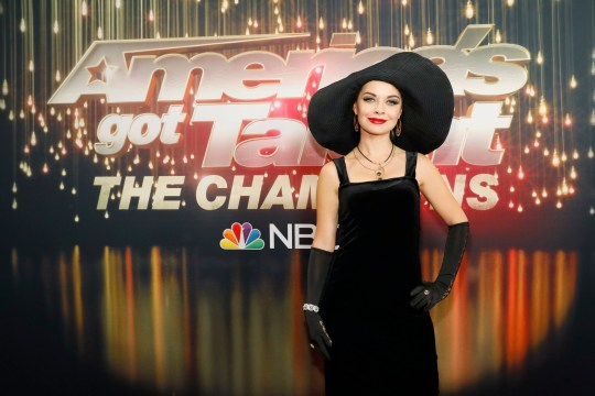 """AMERICA'S GOT TALENT: THE CHAMPIONS -- """"The Champions Results Finale"""" Episode 107 -- Pictured: Kseniya Simonova -- (Photo by: Trae Patton/NBC/NBCU Photo Bank via Getty Images)"""