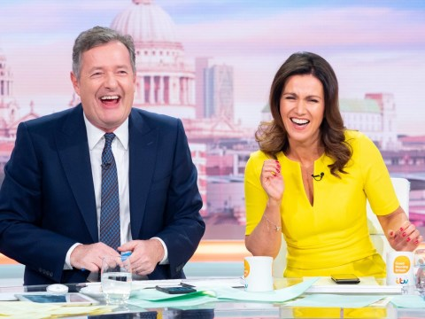 Good Morning Britain secrets: The Easter Eggs Piers Morgan and Susanna Reid's daytime TV show are hiding