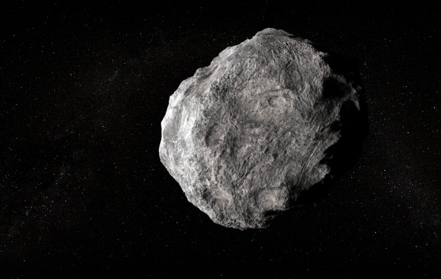 Two gigantic 'Christmas asteroids' are heading for Earth, Nasa reveals