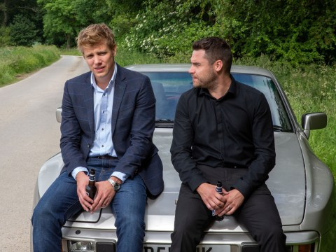 Emmerdale spoilers: Aaron Dingle goes off the rails after losing Robert Sugden