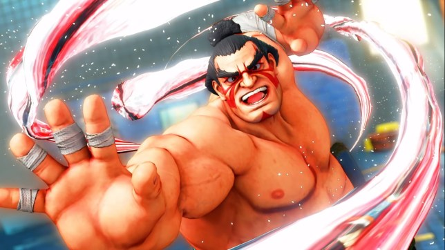Street Fighter V - Eddie is back in the fight