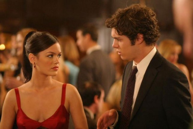 Seth and Summer in The OC