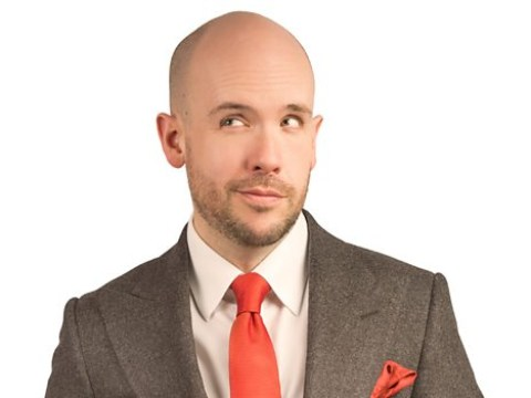 How old is You're Fired's new host Tom Allen and where have you seen the comedian before?
