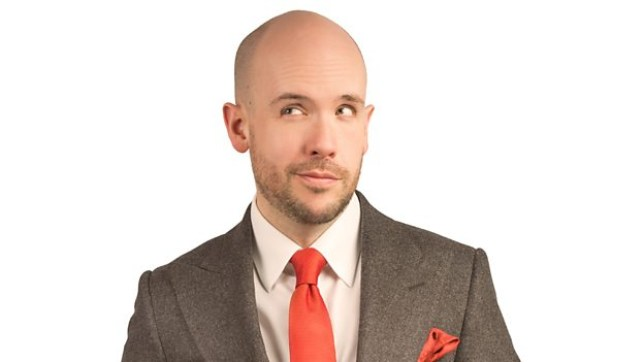 Comedian Tom Allen who is the new host of The Apprentice You're Fired