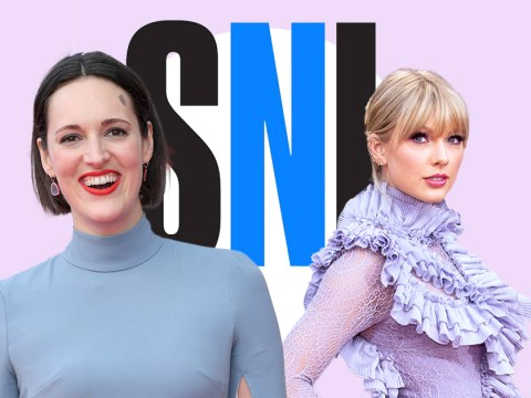 Taylor Swift and Phoebe Waller-Bridge joining forces for Saturday Night Live in double act we never knew we needed
