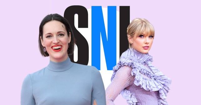 Phoebe Waller-Bridge to host SNL