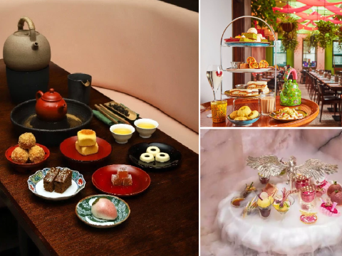 Afternoon Tea Week: Seven experiences where you can have a quirky cuppa