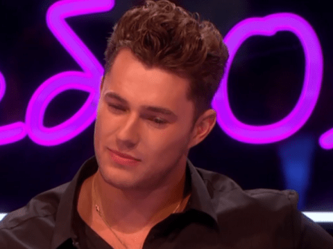 Love Island's Curtis Pritchard admits he would never have ended up with Amy Hart in awkward reunion