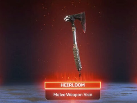 Apex Legends Iron Crown Collection axe costs at least £136 in microtransactions