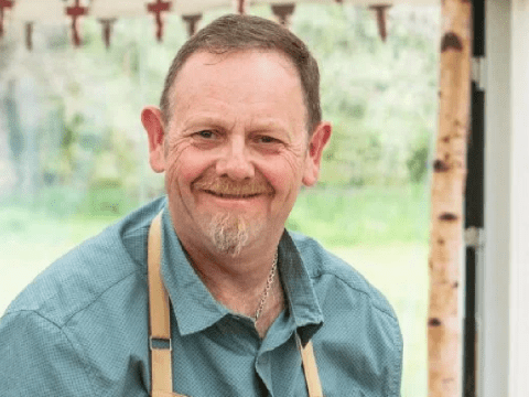 How old is Bake Off's Phil Thorne and what is his day job?