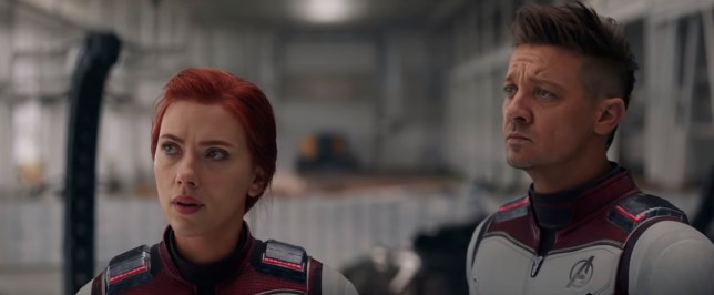 Avengers Endgame Writers Defends Black Widow Death Scene