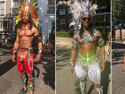 'It's in our DNA': These are the men of Notting Hill Carnival