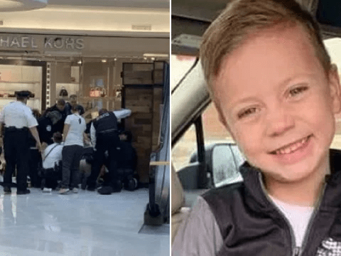 Mall of America balcony throw victim Landen Hoffman leaves intensive care