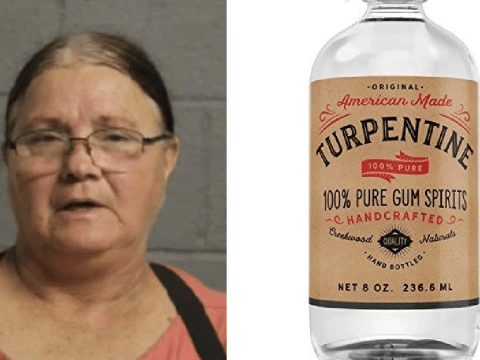 Mother 'let man rape daughter, 15, then bought turpentine to kill teen's unborn child'