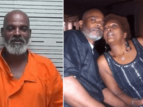 'Blood-soaked killer told police he'd stomped girlfriend to death with his bare feet'