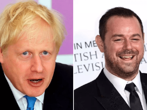 Danny Dyer calls Boris Johnson 'a f***ing alien' as he gives his verdict on new prime minister