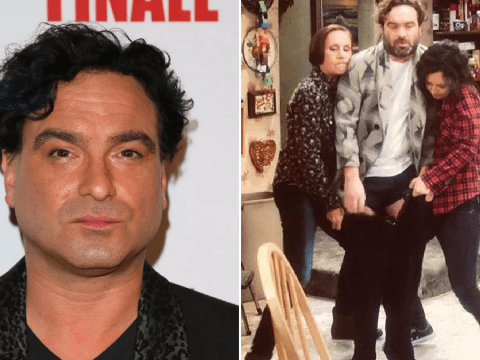 Big Bang Theory's Johnny Galecki confirms return to The Conners – if he can get David's trousers on