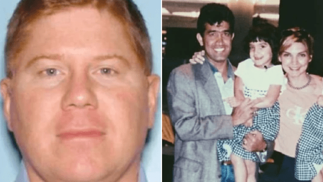 Lawyer 'crushed pedestrian to death for accidentally hitting his Mercedes with golf ball'