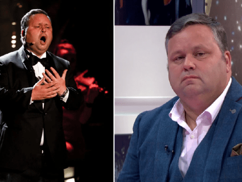 Britain's Got Talent: The Champions' Paul Potts still suffers crippling nerves 12 years after his win
