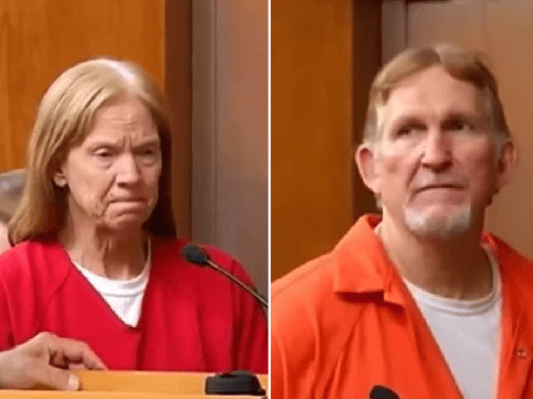 Married murder suspects escaped jail van after wife claimed she had diarrhea and got it to pull over