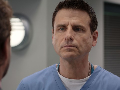 Casualty review with spoilers: David saves his son and Duffy faces her future