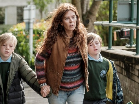 How many episodes of Anna Friel's Deep Water are there and when is it next on ITV?
