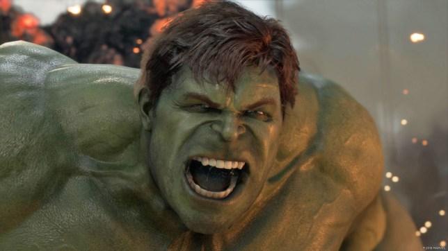 Marvel's Avengers - do you think the Hulk is smashing?