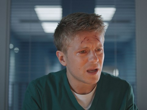 Casualty spoilers: Emotional scenes as the team battle to save a desperately ill baby
