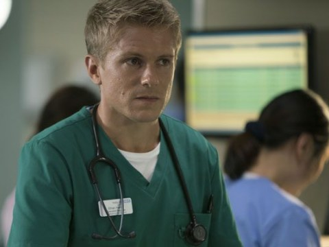 Casualty spoilers: George Rainsford reveals huge Ethan story after double death