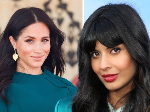 Jameela Jamil claims Meghan Markle is 'actually very LOLs' and that Duchess is a fan of hers
